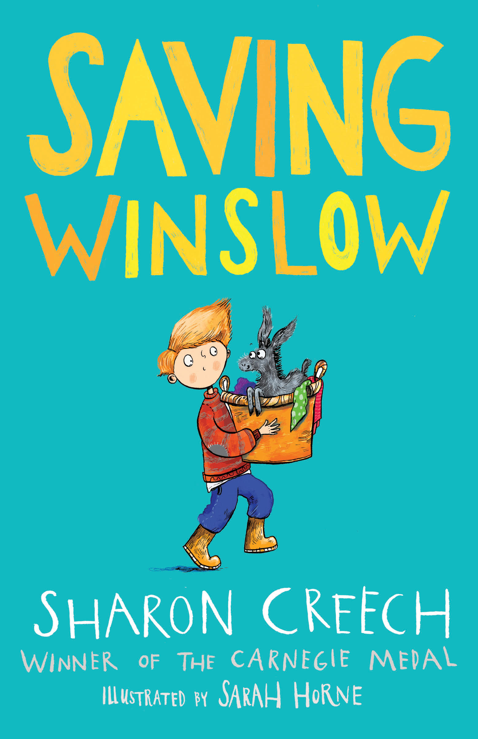 Saving Winslow - Guppy BooksGuppy Books