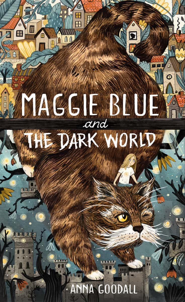 Maggie Blue and the Dark World - Guppy BooksGuppy Books
